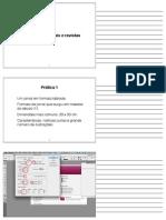 Editoração eletrônica de Jornais e Revistas do InDesign - parte 1