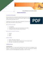 Basics on Derivatives