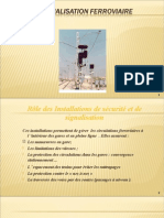 Presentation Signalisation
