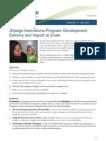Jhpiego Innovations Program
