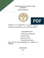 Ubicacion de Los Egresados Tesis Armando Huilca Corregido