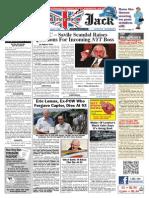 Union Jack Newspaper – November 2012