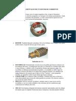 LAS PARTES FUNDAMENTALES DE UN MOTOR DE CORRIENTE CONTINUA.docx