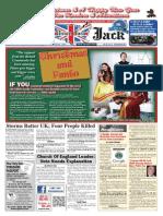 Union Jack Newspaper – December 2012