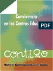 Convivencia en Los Centros Educativos