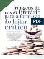 Texto Formar o Leitor Critico