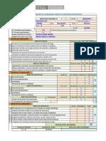 Ficha de Simulacro Excel