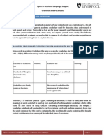 1. Introduction Academic Vocabulary(1)