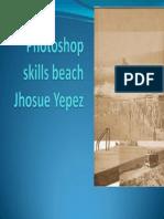 Photoshop Skills Beach