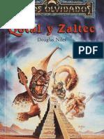 REINOS OLVIDADOS Trilogia Maztica 3 - Qotal y Zaltec