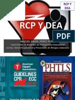 RCP DEA