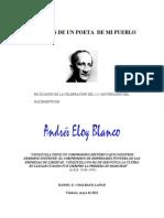 Charla - Andrés Eloy Blanco - Mensajes de un poeta de mi pueblo - Daniell Chalbaud L.