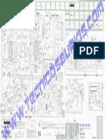 9810 Chassis 2084 Serie-EB-2B Diagrama