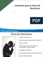 Herramienta Para La Toma de Decisiones