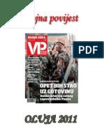 VP-magazin za vojnu povijest(posebno izdanje) operacija Oluja