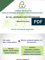 Aula 7-m&p-Materiais Poliméricos - SETZ