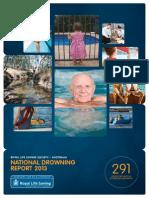 Royal Life Saving National Drowning Report 2013