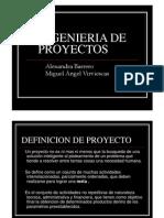 40178468 Ingenieria de Proyectos