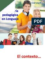 Taller Hacia una didáctica de la lectura y la escritura versión julio13