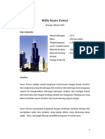 Tugas Kecil Strukon v (Sear Tower Chivago)