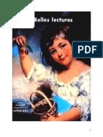 Langue Francaise Lecture Courantes CE1 CE2 Belles Lectures MDI