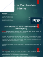 Expo Motor de Combustion