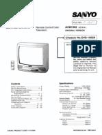9810 Chassis G4S-19020 Manual de Servicio