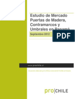 Estudio Mdo Ptas Madera Panama 2012