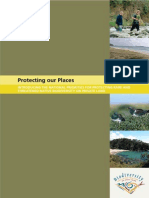 Protecting Our Places Brochure