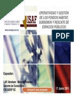 Curso Operatividad y Gestión Convenios Federales Sonora 17 Junio 2011