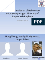 Ab Initio Simulation of Helium-Ion Microscopy Images