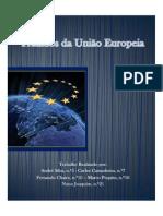 Tratados da União Europeia (Trab. de Grupo)