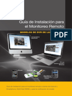 Q-See QT Series Remote Monitoring Set Up Guide - Spanish