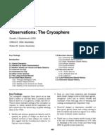 NIPCC II Chapter 5 Cryosphere