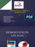 farmaco 2 hemostaticos