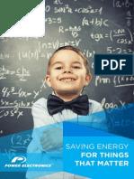 PowerElectronics Madrid GCA02AI Corporative Brochure