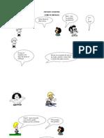 Enfoque Cognitivo Comic