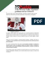 21-08-2013 Sexenio Puebla - La Nueva Era de Moreno Valle, El Primer Presidente Poblano de La CONAGO