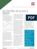 Economy@Glance July 2009
