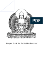 Amitabha Prayer Book