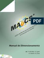 MACS+ Manual de Dimensionamento