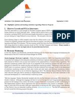 fga newsletter 9-9-13