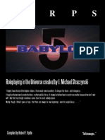 Babylon 5 - Compendium-The Book