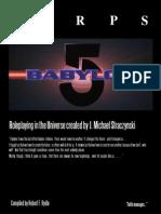 Babylon 5 - Compendium-The Book