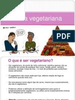 Dieta vegetariana - Nutrição