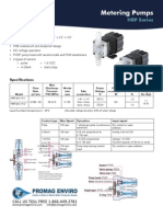 Walchem Pump HRP Series Brochure