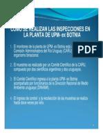 Presentación sobre UPM - Cancillería argentina