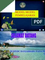 1.7 Model Pembelajaran
