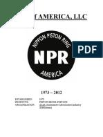 2012 Noa Catalog for Pc Screen
