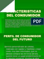 Caracteristicas Del Consumidor